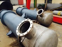 石墨改性聚丙烯列管式换热器